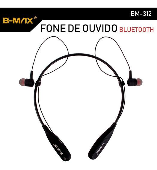 Fone De Ouvido Headset Sports Bluetooth (bm-312)