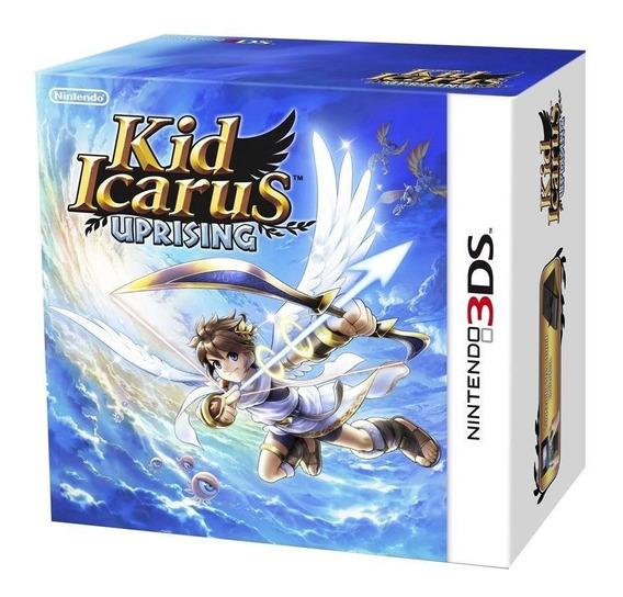 Kid Icarus Uprising 3ds Mídia Física Pronta Entrega