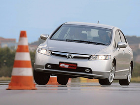 Sucata Retirada Peças Honda New Civic (acabamentos Em Geral)
