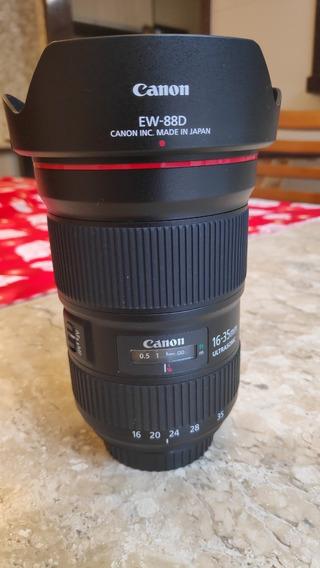 Lente Canon 16-35mm F2.8 L Iii