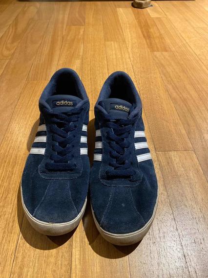 Zapatollas adidas Azul Oscuro