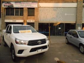 Toyota Hilux 2.4 D/c Dx.pak 4x2 Lev . Cristales