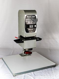 Ampliadora Italiana Durst Mod.609 Completa - Muy Buen Estado