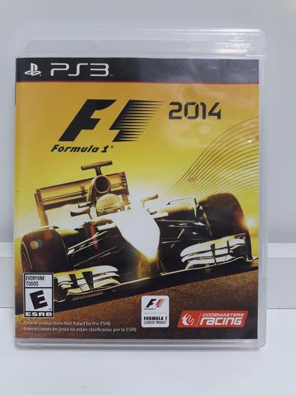 Jogo / Ps3 - Formula 1 2014 F1