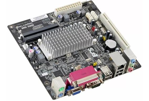 Placa Mãe Ddr3 Cdc-i V1.o+ D2500l De 1.80 Ghz