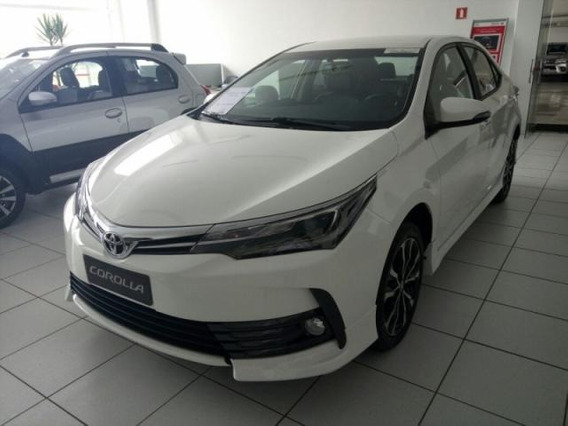 Toyota Corolla 2.0 16v Xrs Flex Multi-drive S 4p 2019