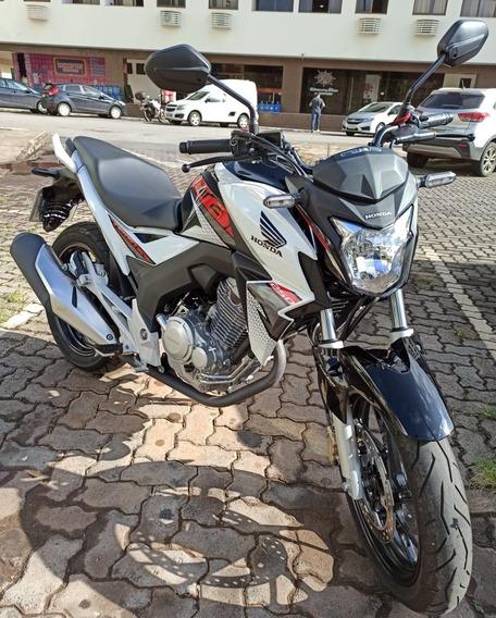Moto Honda Cb250f Twister 18/19. Apenas 6.700km Rodados