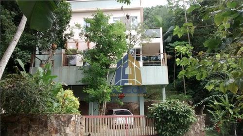 Imagem 1 de 30 de Casa Residencial No Canto Da Lagoa! - Ca0119