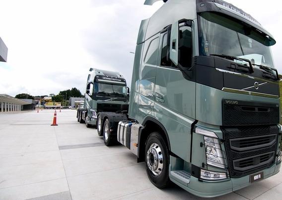 Volvo Fh 540 6x4 Completa 2019/20 0km