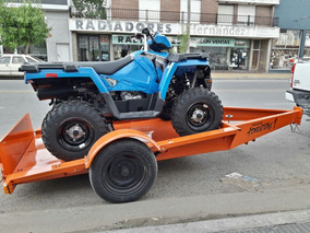 Trailer Cuatri 3motos Utv-tecnar Mod Adventure Cuotas S/in