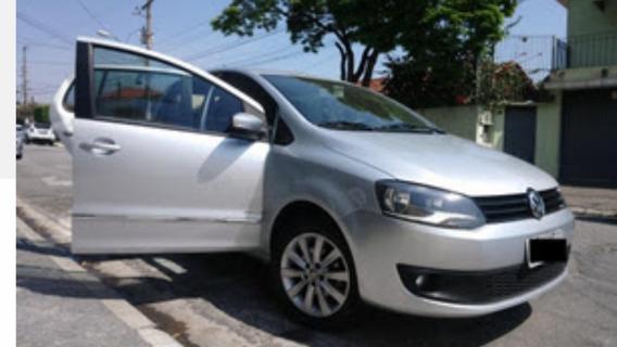 Volkswagen Fox 1.6 Vht Prime I-motion Total Flex 5p 2012