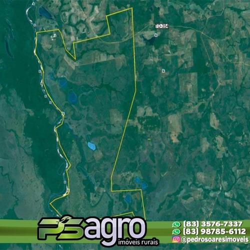 Imagem 1 de 30 de Fazenda À Venda, 430000 M² Por R$ 313.900.000,00 - Centro - Pium/to - Fa0047