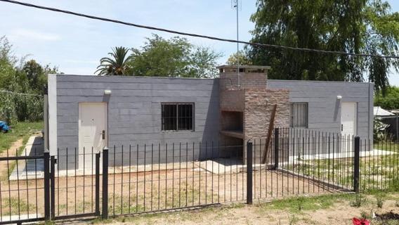 Inversores Terreno Con 4 Casas Alquiladas A Pasos De Ruta 6