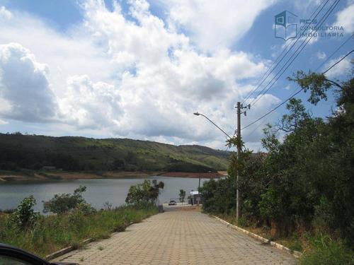 Imagem 1 de 25 de Terreno À Venda, 931 M² Por R$ 215.000,00 - Ponta Do Sol - Capitólio/mg - Te0398