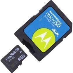 Cartão De Memória 2gb + Adaptador Original Lacrado