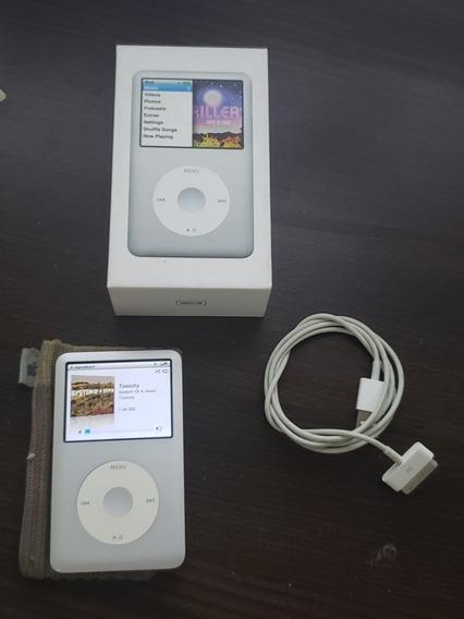 iPod Clássic 160gb Semi Novo Em Perfeito Estado Dou Garantia