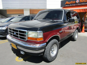 Ford Bronco Xlt 5.0 At