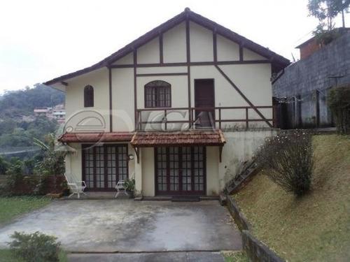 Imagem 1 de 13 de Casa - Quitandinha - Ref: 500 - V-iga2194