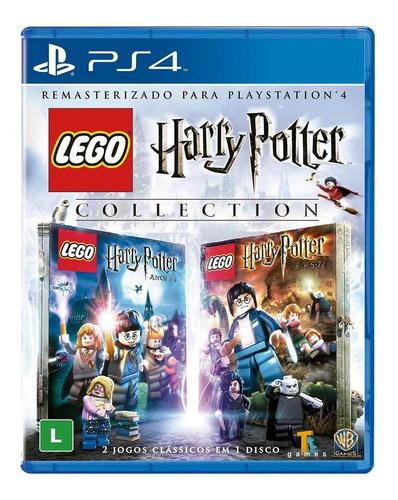 Imagem 1 de 2 de Lego Harry Potter Collection - Ps4