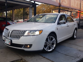 Lincoln Mkz 2012 High Aut Q/c Piel Mp3 Gps Ee Ba Abs R-18 V6