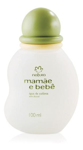 Natura Água De Colônia Sem Álcool Mamãe E Bebê - 100ml