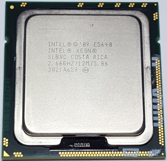 Processador Intel Xeon E5640 - Slbvc 2,66ghz