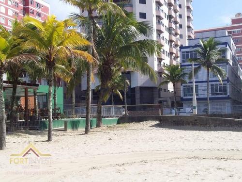 Imagem 1 de 27 de Apartamento Com 1 Dormitório À Venda, 38 M² Por R$ 150.000,00 - Vila Tupi - Praia Grande/sp - Ap3035