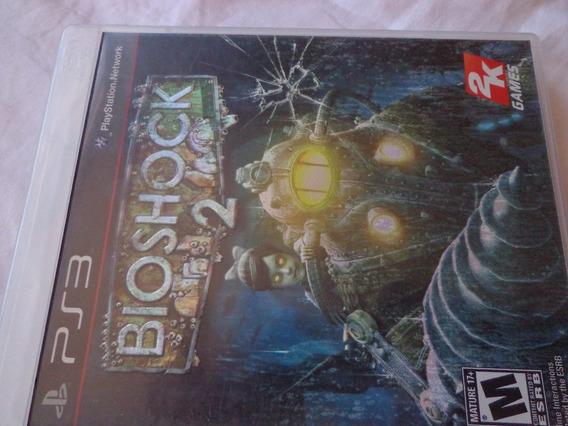 Bioshock 2 Ps3 Ótimo Estado Mídia Física Preço $35