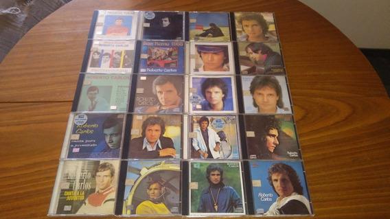 Coleção Roberto Carlos - 45 Cds Originais!!! Leia Anúncio!!!