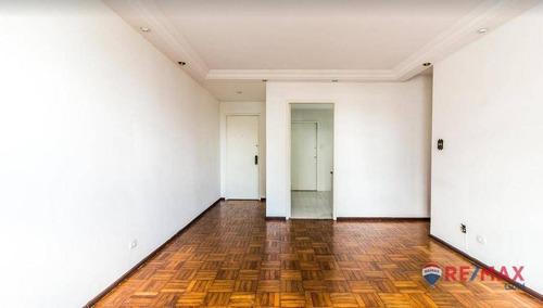 Imagem 1 de 17 de Apartamento Com 3 Dormitórios À Venda, 90 M² Por R$ 600.000,00 - Vila Romana - São Paulo/sp - Ap1132