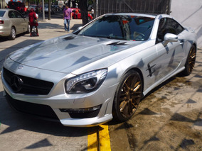 M Benz Sl63 Amg Convertible,unico Dueño,impecable!!