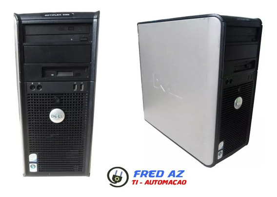 Computador Dell Optiplex 330 Intel Dualcore Wifi 12x S/ Jurs
