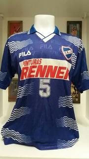 Camisa Futebol Fila Nacional Uruguai