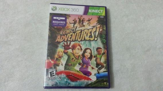 Kinect Adventures Americano Original Para Xbox 360 - Lacrado