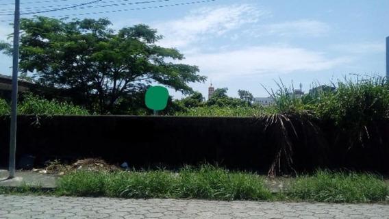 Terreno Lado Praia No Suarão Em Itanhaém - 3743 | Npc