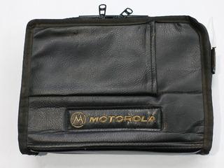 Movicom Motorola Tx400 Transportable Con Bolso Cuero