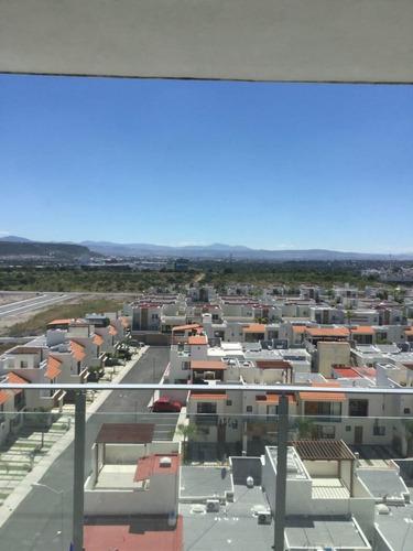 Imagen 1 de 8 de Se Renta Departamento Amueblado En Life Juriquilla, 150 M2,