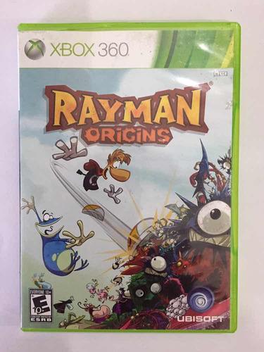 Imagen 1 de 1 de Rayman Origins Xbox360
