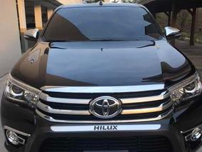 Hilux Srx 2016 Único Dono 33.700 Km Filéeee Estepe Sem Uso