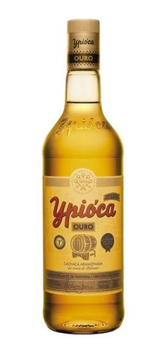 Cachaça Ypioca Cg Ouro 965ml
