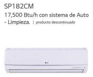 Mini Split Lg De 18.000btu Modelo Sp182cm Nuevo