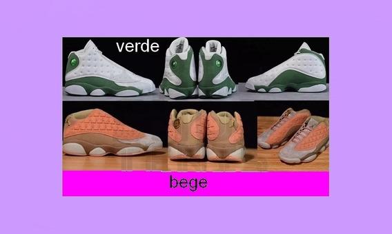 Tenis Nike Air Jordan 13 Frete Gratis Leia A Descrição