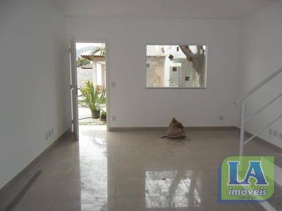 R$ 380.000,00 Casa Condomínio 2 Quartos Todos Com Suíte À Venda, Engenho Do Mato, Niterói. - Ca0822