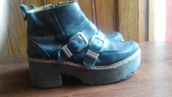 2x1 Zapatos Plataforma