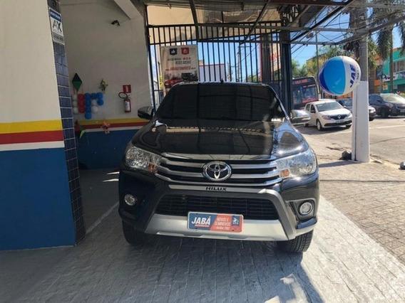 Hilux 2.8 Srv 4x4 Cd 16v Diesel 4p Automático