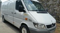 Mercedes Benz Sprinter 3p 416 Cargo Van Ee 402 Toldo Alto 20