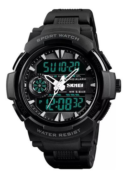 Relógio Skmei Masculino Esportivo Digital A Prova D