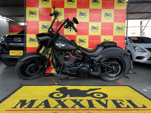 Imagem 1 de 10 de Harley Davidson Fat Boy