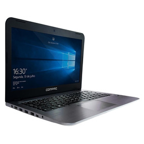 Notebook Compaq Presario Cq17 Intel Celeron 4gb Hd 500gb