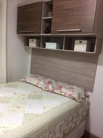 Apartamento Com 2 Dormitórios À Venda, 49 M² Por R$ 250.000 - Guarapiranga - São Paulo/sp - Ap2310